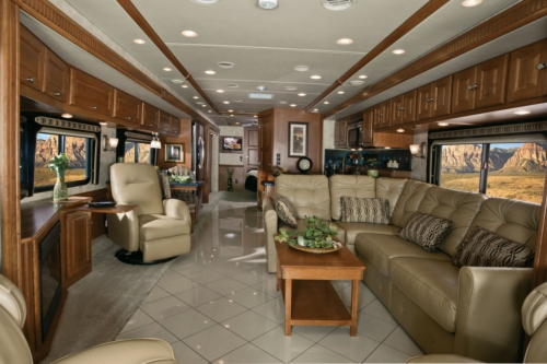 Winnebago meridian photo - 2