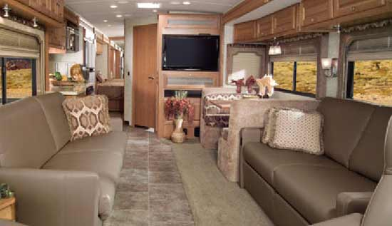 Winnebago meridian photo - 3