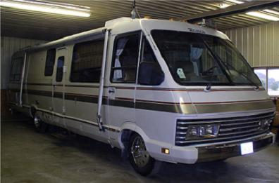 Winnebago windcruiser photo - 4