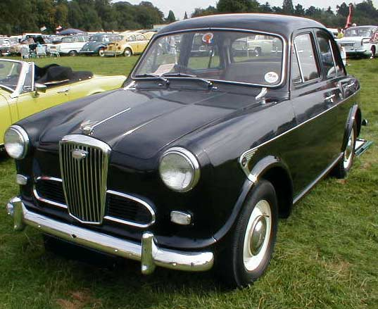 Wolseley 1500 photo - 2