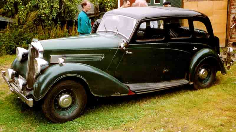 Wolseley 1660 photo - 1