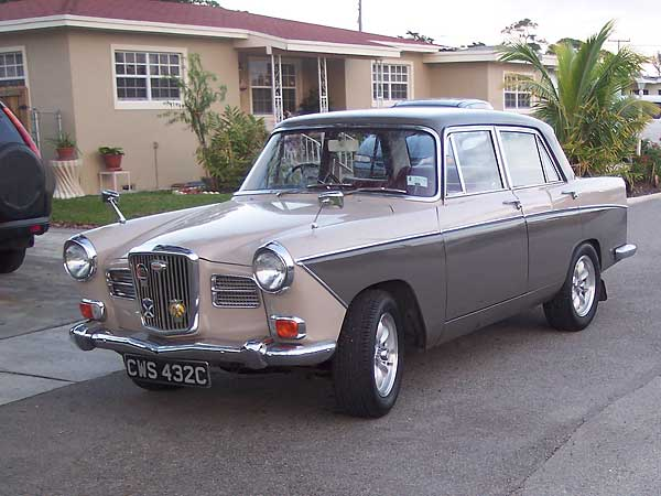 Wolseley 1660 photo - 4