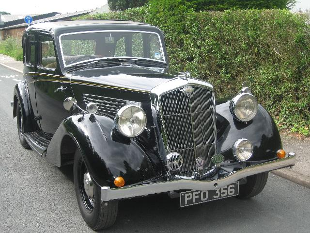 Wolseley 25 photo - 2