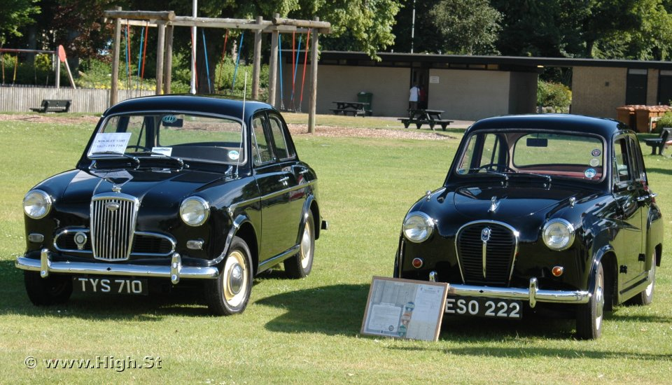 Wolseley car photo - 4