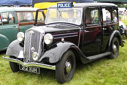 Wolseley wasp photo - 3