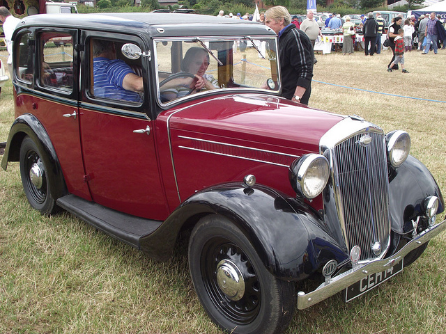 Wolseley wasp photo - 4
