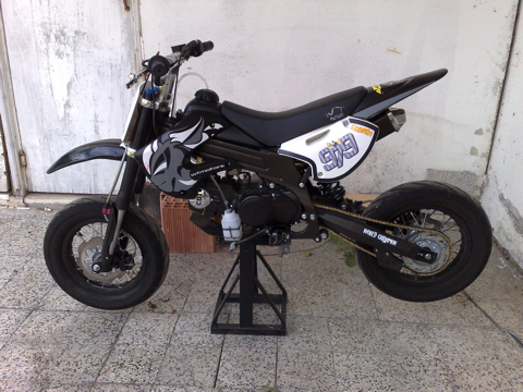 Wt motors 250 photo - 4