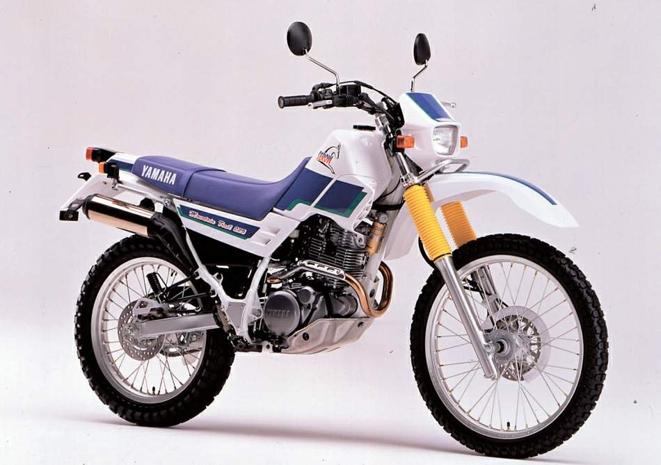 Yamaha 225 photo - 4