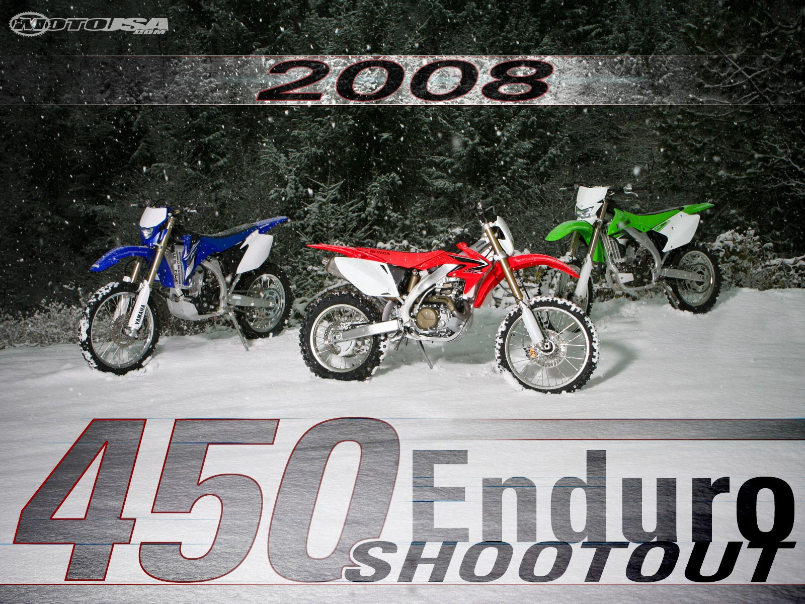 Yamaha 450 photo - 3