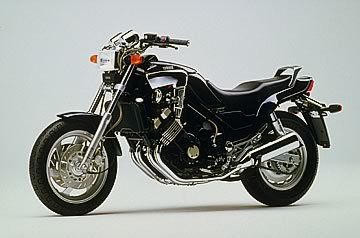 Yamaha 750 photo - 3