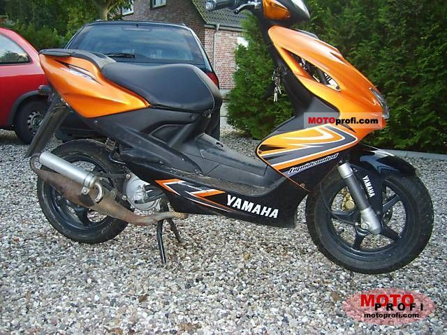 Yamaha aerox photo - 1