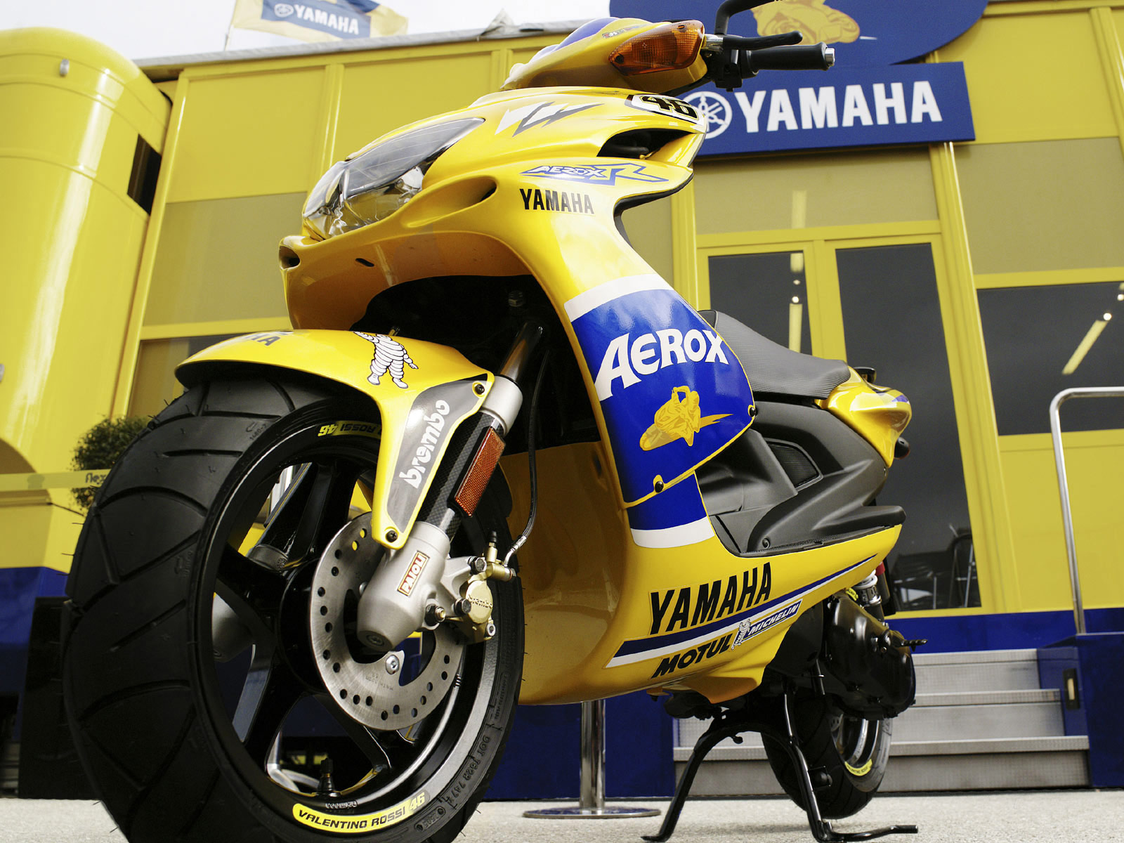 Yamaha aerox photo - 2