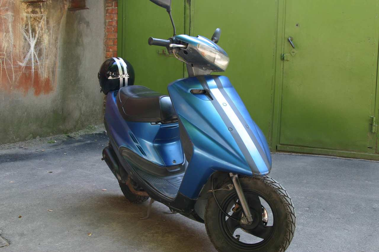 Yamaha axis photo - 2