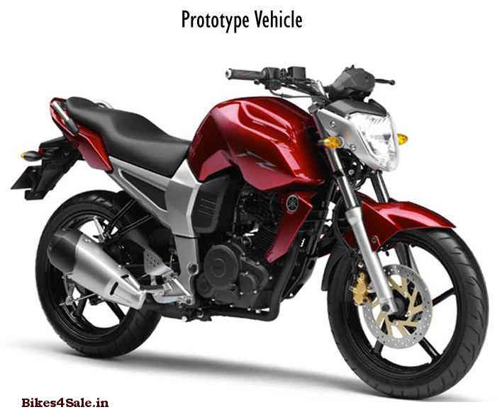Yamaha bike photo - 1