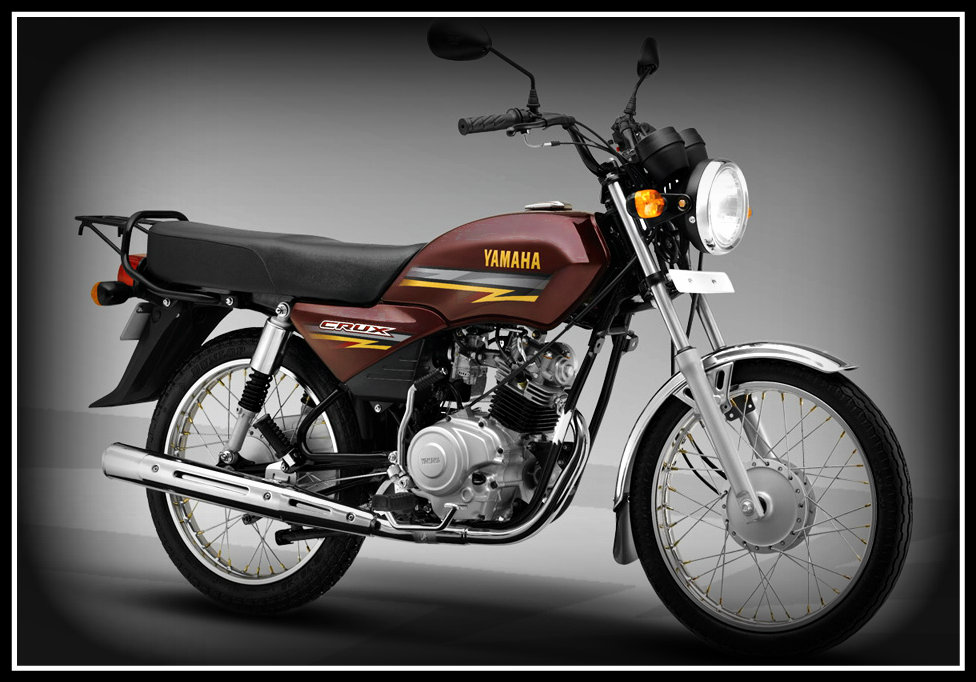 Yamaha crux photo - 2