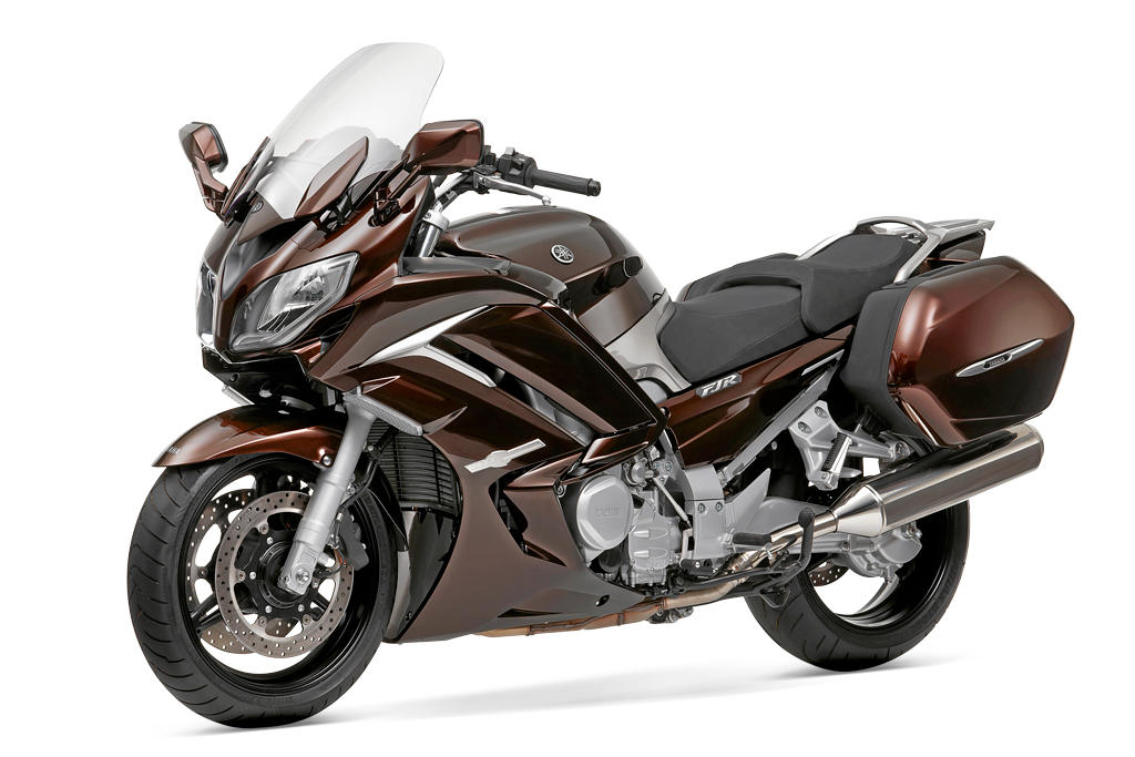 Yamaha fjr photo - 1