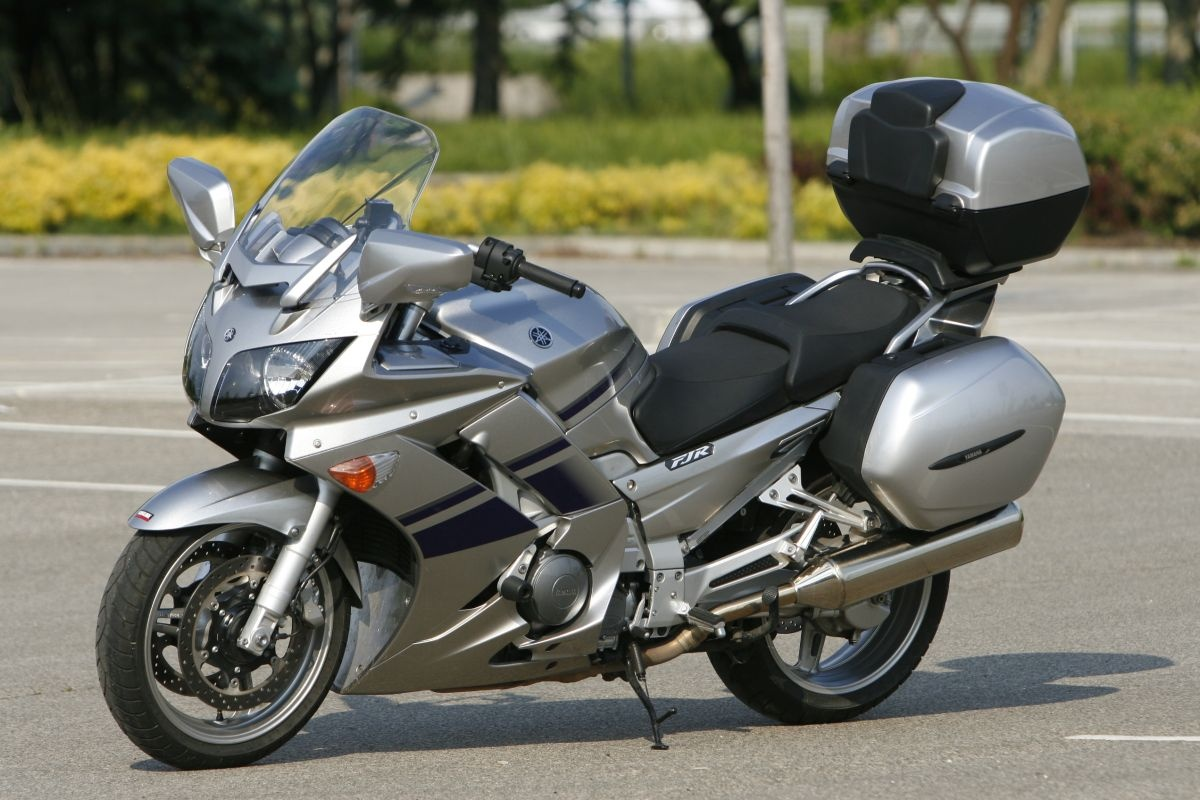 Yamaha fjr1300a photo - 1