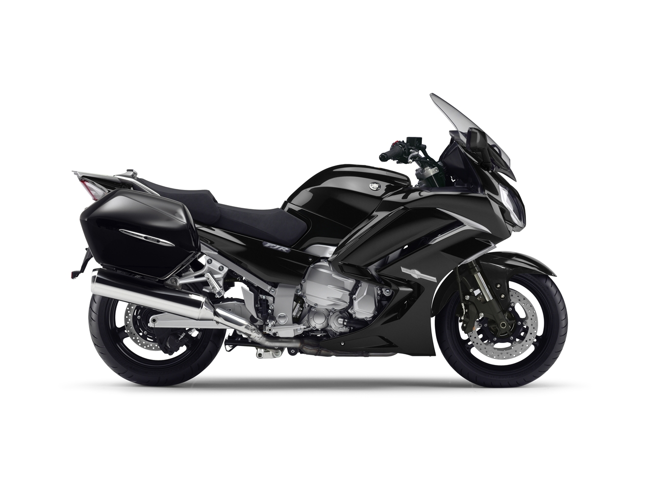 Yamaha fjr1300ae photo - 1