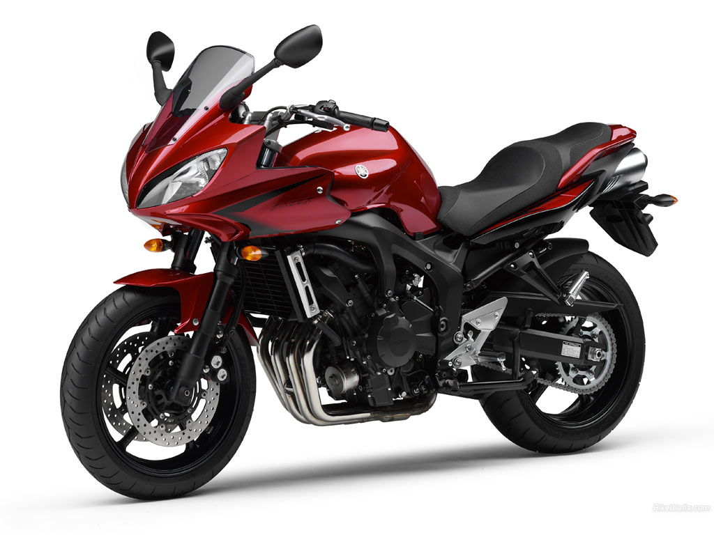 Yamaha fz6 photo - 1