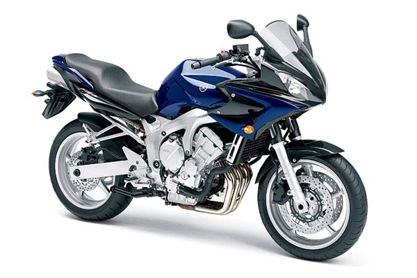 Yamaha fz6 photo - 3