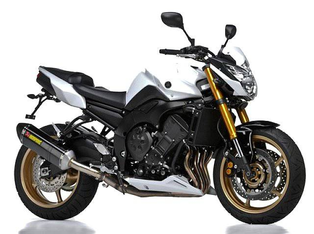 Yamaha fz8 photo - 4