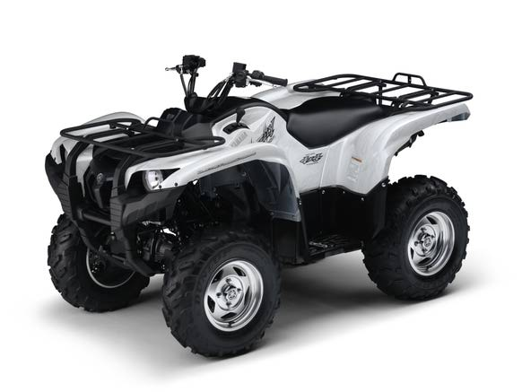 Yamaha grizzly photo - 3