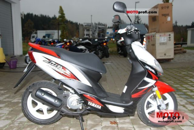 Yamaha jogrr photo - 1