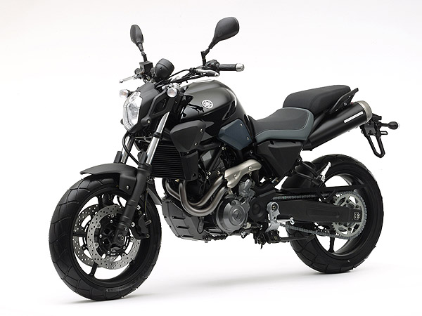 Yamaha mt-03 photo - 2