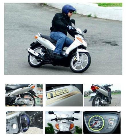 Yamaha neo photo - 2