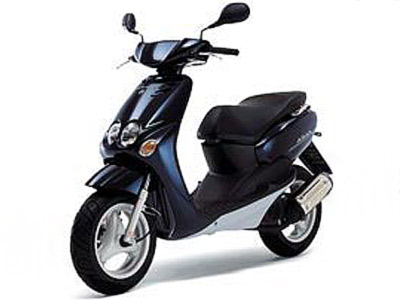 Yamaha neos photo - 2