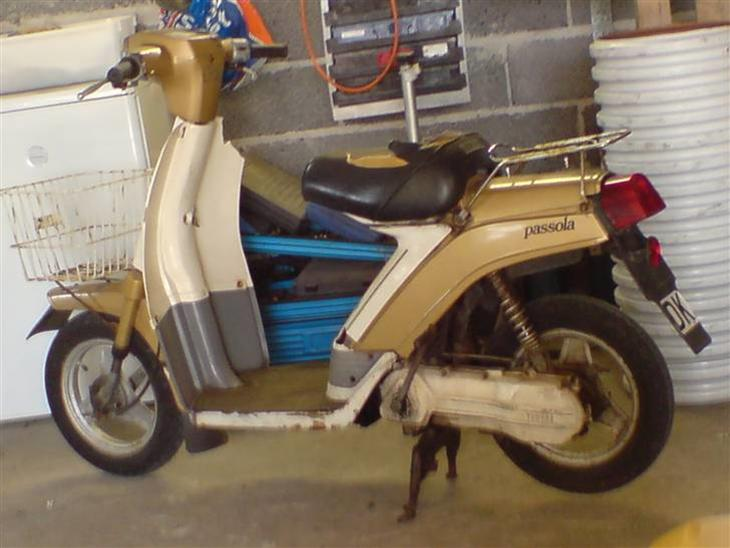 Yamaha passola photo - 3