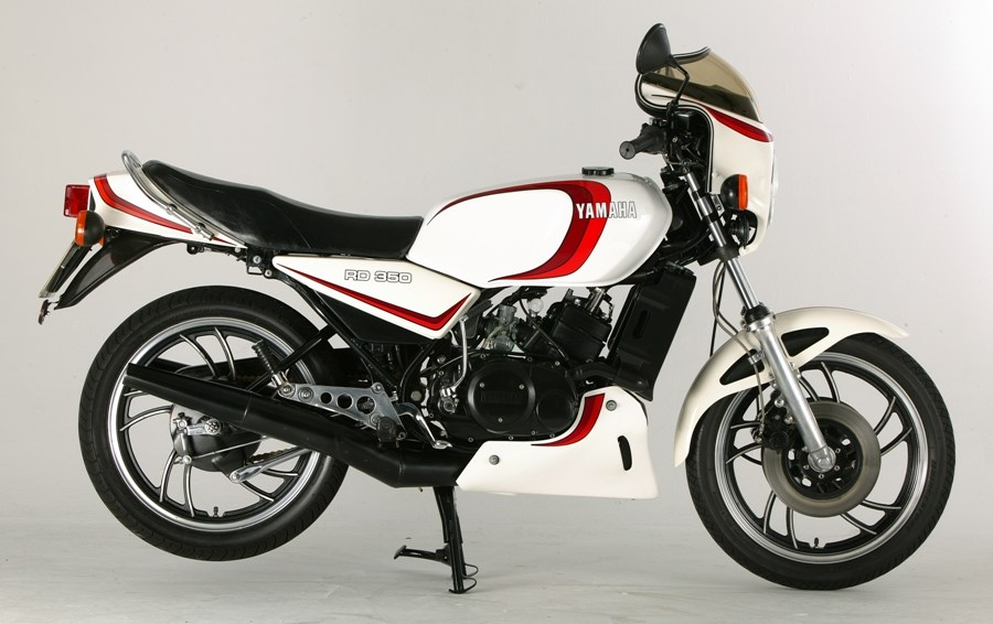 Yamaha rd350 photo - 2
