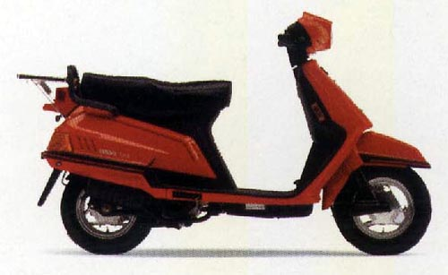 Yamaha riva photo - 4