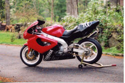 Yamaha thunderace photo - 1