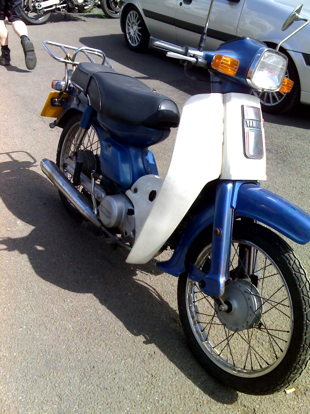 Yamaha townmate photo - 3