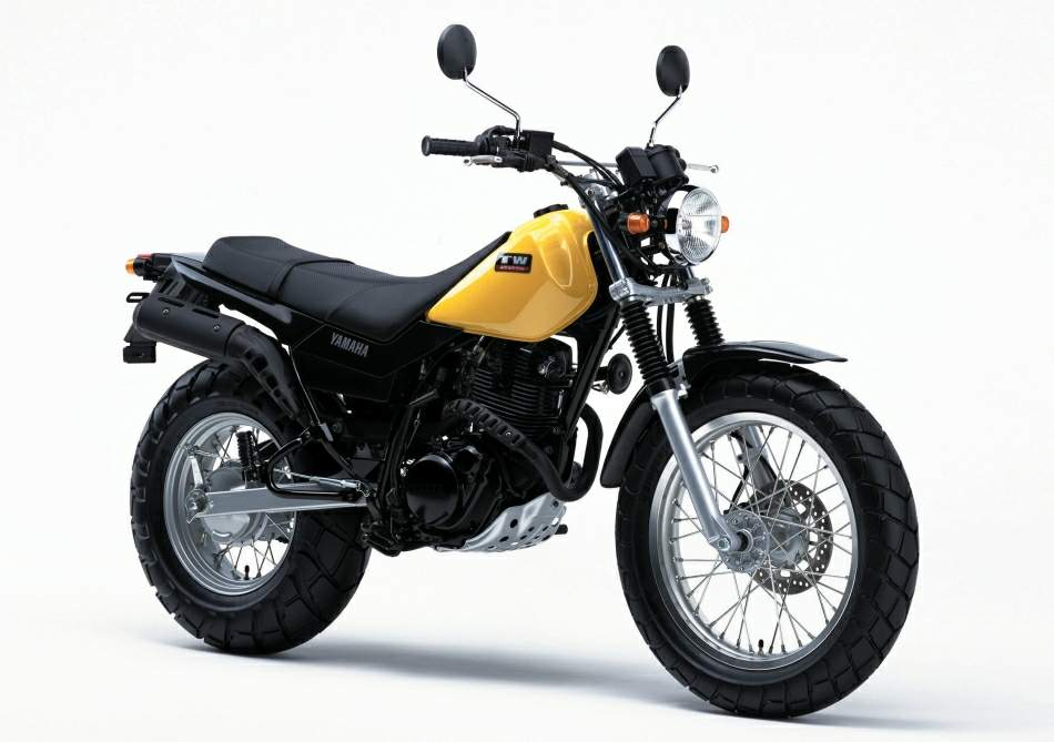 Yamaha tw photo - 4