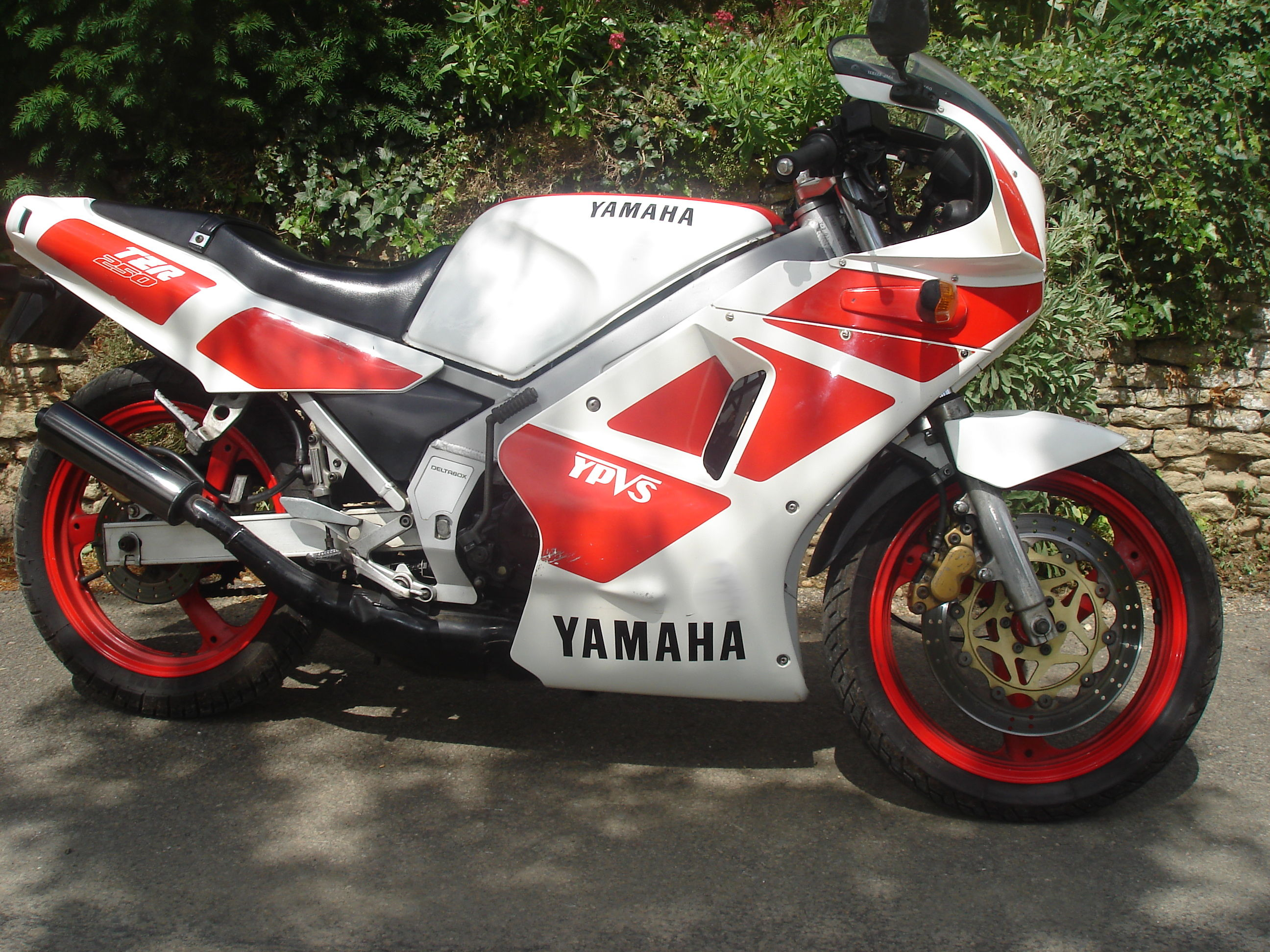 Yamaha tzr photo - 4