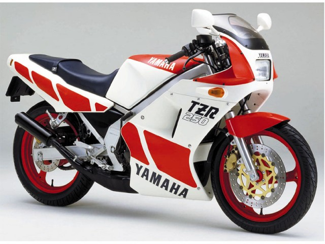 Yamaha tzr250 photo - 1