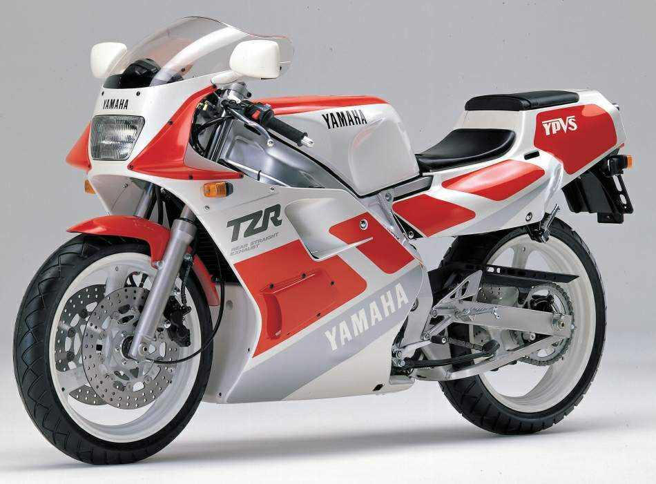 Yamaha tzr250 photo - 4