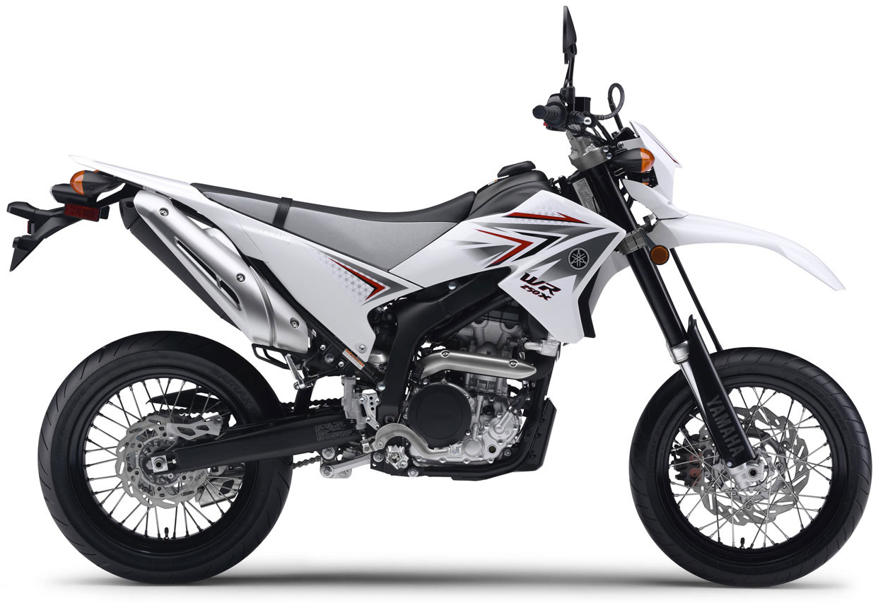 Yamaha wr250x photo - 1