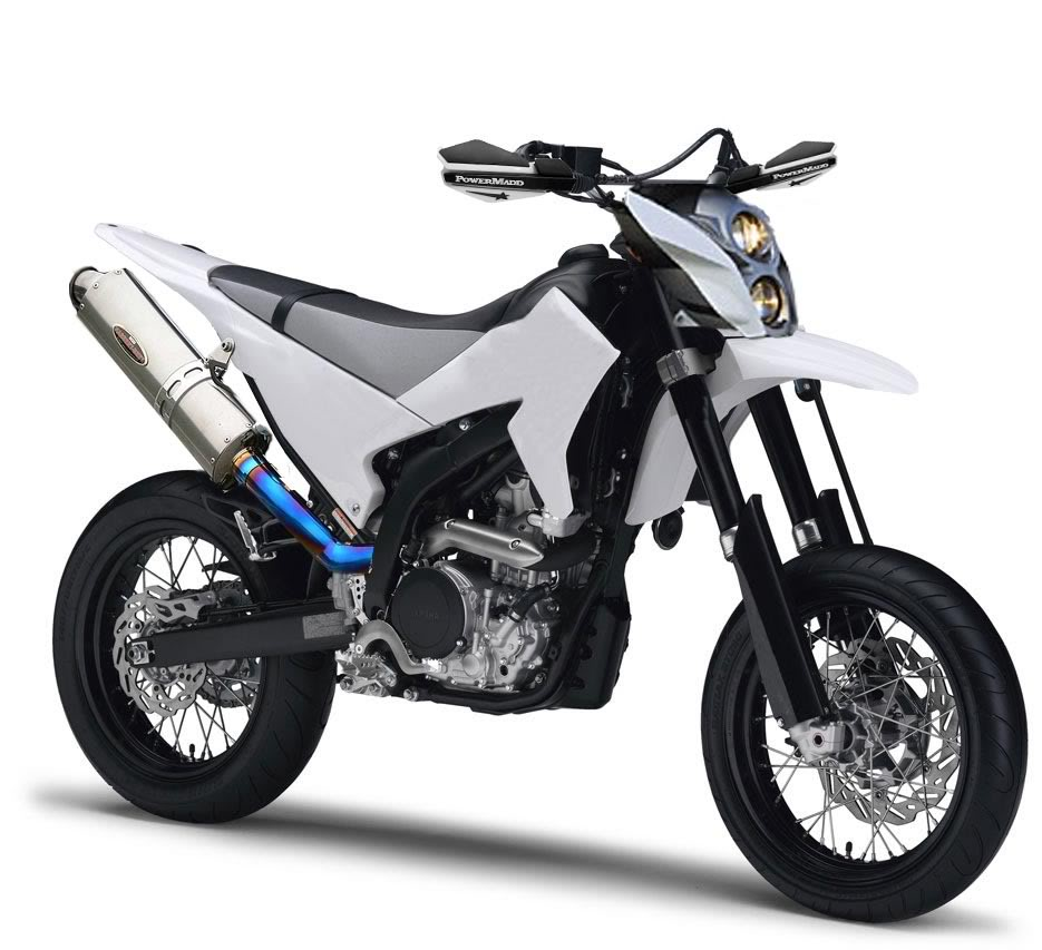 Yamaha wr250x photo - 3