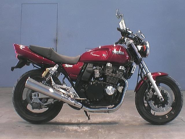 Yamaha xjr photo - 3