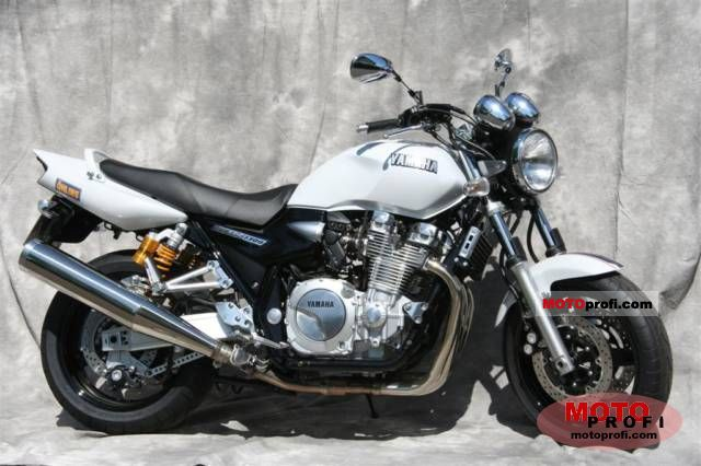 Yamaha xjr photo - 4