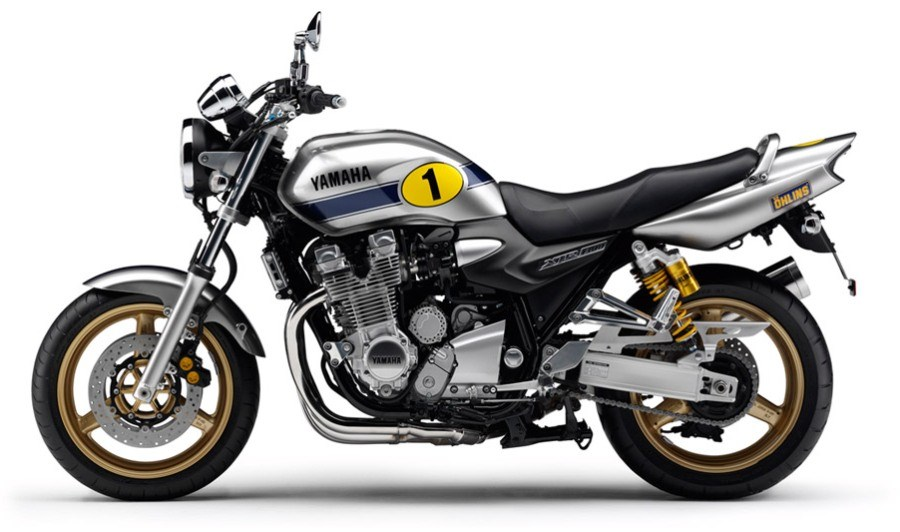 Yamaha xjr1300 photo - 1