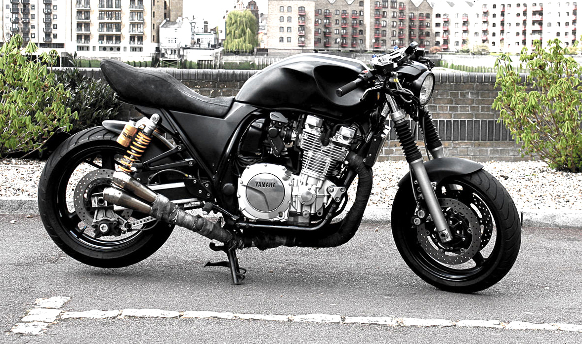 Yamaha xjr1300 photo - 3