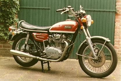 Yamaha xs650 photo - 1