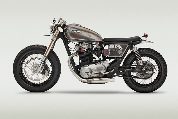 Yamaha xs650 photo - 3