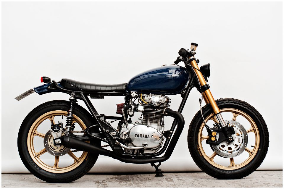 Yamaha xs650 photo - 4