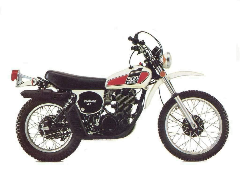 Yamaha xt photo - 1