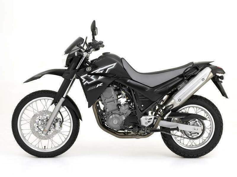 Yamaha xt photo - 2